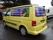 vehicle livery vans